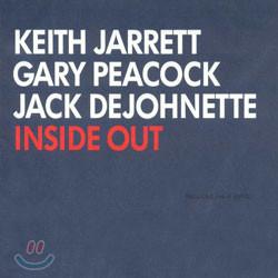Keith Jarrett & Gary Peacock & Jack Dejohnette - Inside Out