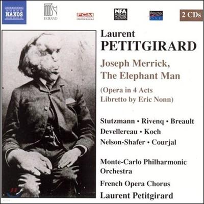 Laurent Petitgirard 로랑 프티지라르: 오페라 '조셉 메릭 엘리펀트 맨' (Joseph Merrick, The Elephant Man)