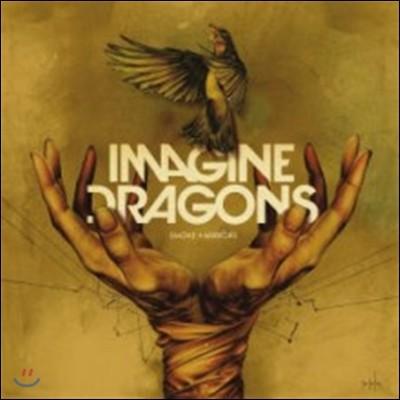 Imagine Dragons - Smoke + Mirrors 이매진 드래곤스 [투명 컬러 2 LP]
