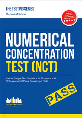 Numerical Concentration Test (NCT): Sample Test Questions fo