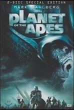 [중고] [DVD] Planet Of The Apes - 혹성탈출 2001 (수입/2DVD/한글자막없음)