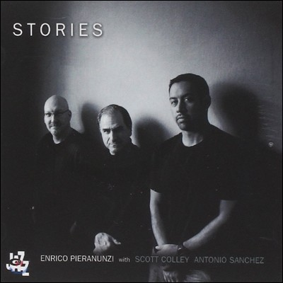 Enrico Pieranunzi with Scott Colley, Antonio Sanchez - Stories