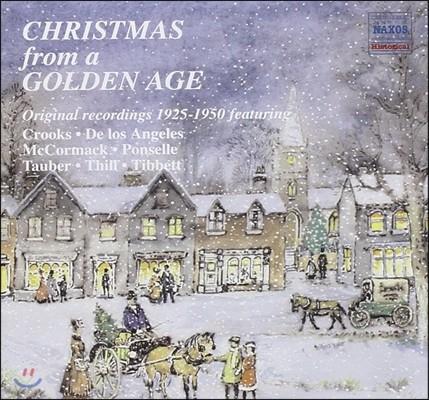 황금 시대의 크리스마스 1925-1950년 오리지널 레코딩 (Christmas From A Golden Age - Original Recordings 1925-1950)