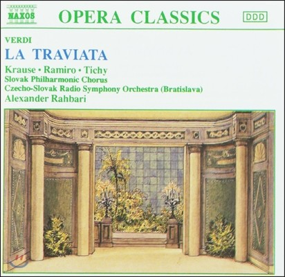 Alexander Rahbari 베르디: 라 트라비아타 (Verdi: La Traviata)
