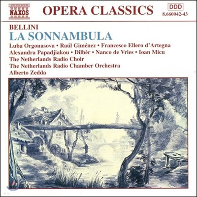 Luba Orgonasova 벨리니: 몽유병 여인 (Bellini: La Sonnambula)