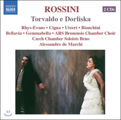Alessandro de Marchi 로시니: 토르발도와 도를리스카 (Rossini: Torvaldo e Dorliska)