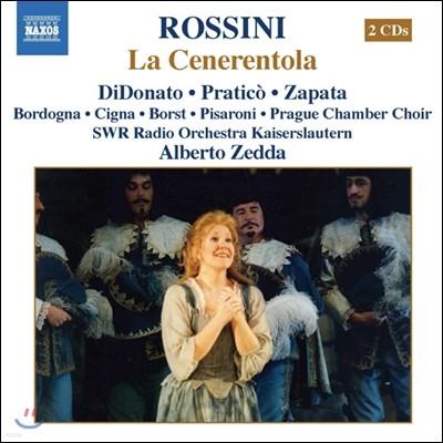 Joyce DiDonato / Alberto Zedda 로시니: 라 체레넨톨라 [신데렐라] (Rossini: La Cenerentola)