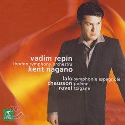 Repin/Nagano - Lalo/Chausson/Ravel