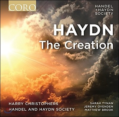 Harry Christophers 하이든: 오라토리오 '천지창조' (Franz Joseph Haydn: Oratorio 'The Creation', Hob.XXI) 헨델과 하이든 소사이어티, 해리 크리스토퍼스