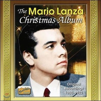 마리오 란자 크리스마스 앨범 (Mario Lanza Vol.3 - Christmas Album)