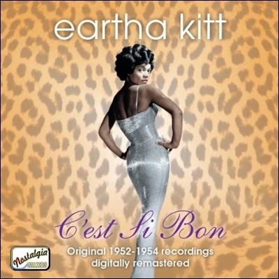 Eartha Kitt - C'est Si Bon (어사 키트)