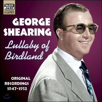 George Shearing - Lullaby of Birdland (조지 시어링)