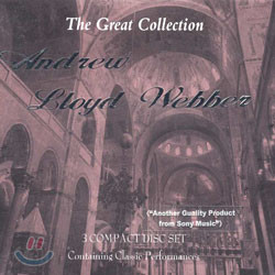 Andrew Lloyd Webber - The Great Collection