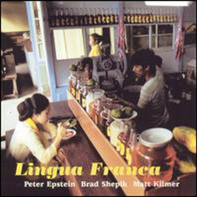 Peter Epstein/Brad Shepik/Matt Kilmer - Lingua Franca (Bonus Track) (SACD Hybrid)