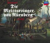 Jose van Dam, Ben Heppner, Georg Solti / 바그너 : 뉘른베르크의 명가수 (Wagner : Die Meistersinger Von Nurnberg) (4CD Box Set/수입/4708002)