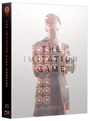 이미테이션 게임 (풀슬립 B타입 1,500장 한정판) : 블루레이