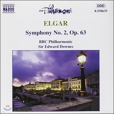 Edward Downes 엘가: 교향곡 2번 (Elgar: Symphony No.2, Op. 63)