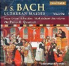 Purcell Quartet / 바흐 : 루터교 미사 1집 (Bach : Lutheran Masses Vol.1)