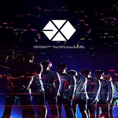 엑소 (Exo) - Exo Planet #2 : The Exo'luXion In Japan (지역코드2)(2DVD)