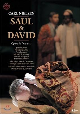 Michael Schonwandt 칼 닐센: 오페라 '사울과 다윗' - 미하엘 쇤반트, 요한 로이터 (Carl Nielsen: Saul & David)