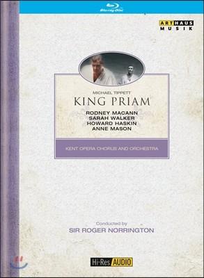 Roger Norrington 마이클 티펫: 오페라 '프리아모스 왕' - 로저 노링턴 (Michael Tippett: King Priam)