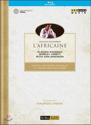Placido Domingo 마이어베어: 오페라 '아프리카 여인' - 플라시도 도밍고 / 셜리 베렛 (Meyerbeer: L'Africaine)