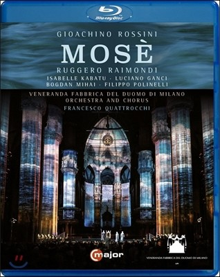 Francesco Quattrocchi 로시니: 오페라 '모세' - 루제로 라이몬디, 프란체스코 콰트로치 (Rossini: Mose)