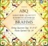 Alban Berg Quartet 브람스: 현악 사중주 1-3번, 피아노 오중주 - 알반 베르크 사중주단 / 레온스카야 (Brahms: String Quartet Op.51, 67, Piano Quintet Op.34)