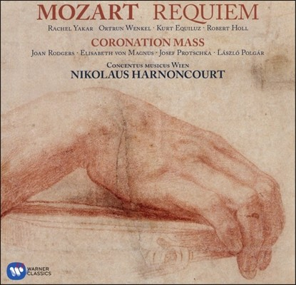 Nikolaus Harnoncourt 모차르트: 레퀴엠, 대관식 미사 - 니콜라우스 아르농쿠르 (Mozart: Requiem, Coronation Mass)