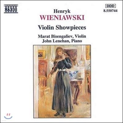 Marat Bisengaliev 비에니아프스키: 바이올린 소품집 (Wieniawski: Violin Showpieces)