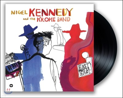 Nigel Kennedy & the Kroke Band 나이젤 케네디 & 크로크 밴드 - East Meets East