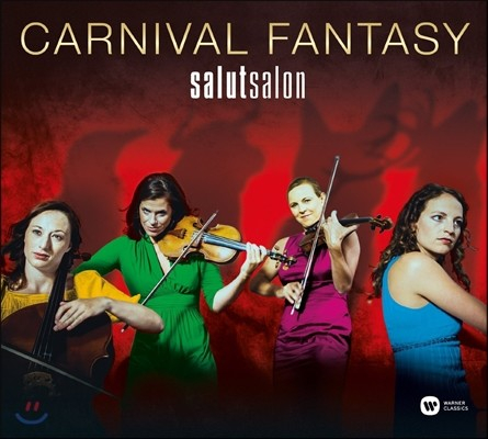 Salut Salon 동물의 사육제 환상곡 [카니발 판타지] (Carnival Fantasy) 살뤼살롱 [CD+DVD Deluxe Edition]