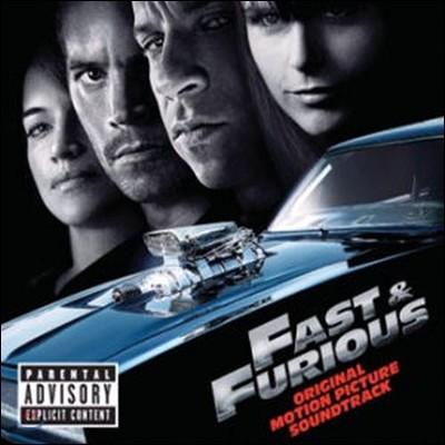 [중고] O.S.T. / Fast & Furious 4 - 분노의 질주: 더 오리지널 (홍보용)