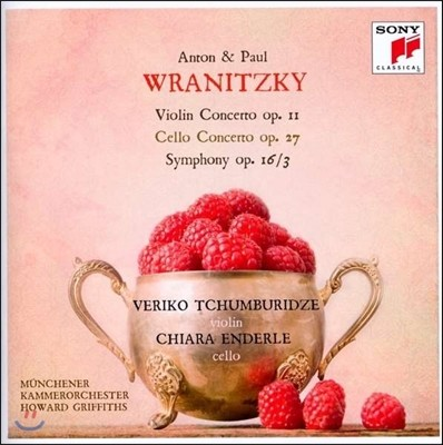 Howard Griffiths 폴 & 안톤 브라니츠키: 바이올린 협주곡 Op.11, 첼로 협주곡 Op.27, 교향곡 Op.16/3 (Anton & Paul Wranitzky: Concertos, Symphony)