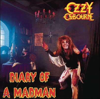 Ozzy Osbourne - Diary Of A Madman [LP]