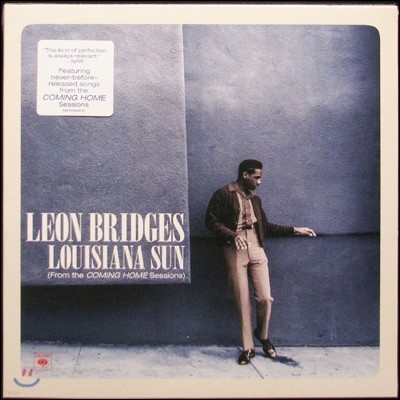Leon Bridges - Louisiana Sun (From The Coming Home Sessions)