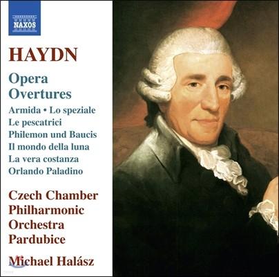 Michael Halasz 하이든: 오페라 서곡집 (Haydn: Opera Overtures)