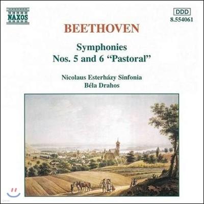 Bela Drahos 베토벤: 교향곡 5번, 6번 '전원' (Beethoven: Symphonies Op.67, Op.68 'Pastoral')