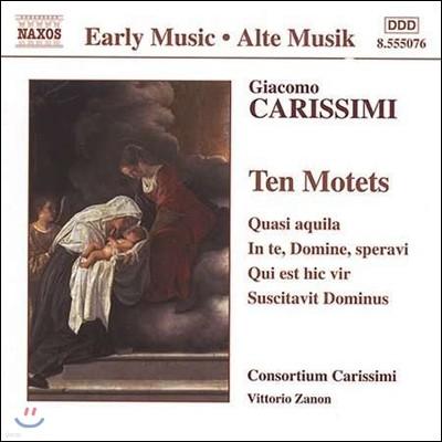 Consortium Carissimi 자코모 카리시미: 10개의 모테트 (Giacomo Carissimi: Motets - Quasi Aquila, In Te Domine Speravi, Suscitavit Dominus)