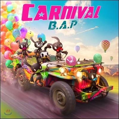 B.A.P (비에이피) - 미니앨범 5집 : CARNIVAL [일반 Ver.]