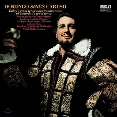 플라시도 도밍고가 부르는 카루소 (Placido Domingo Sings Caruso)