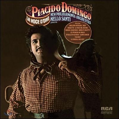 플라시도 도밍고 - 라 보체 도로 [황금의 목소리] (Placido Domingo - La Voce d'Oro)
