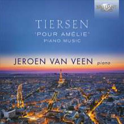 얀 티에르센: 피아노 작품집 (Yann Pierre Tiersen: Pour Amelie-Piano Music) (2CD) - Jeroen van Veen