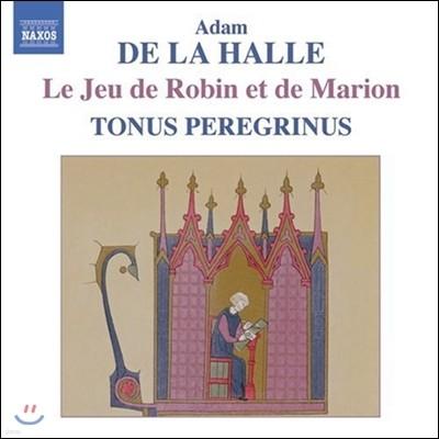 Tonus Peregrinus 아당 드 라 알: 로뱅과 마리옹의 유희 (Adam de la Halle: Le Jeu de Robin et de Marion)