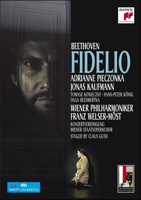 Jonas Kaufmann 베토벤: 오페라 '피델리오' - 요나스 카우프만 (Beethoven: Fidelio) [한글자막 DVD]