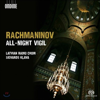 Latvian Radio Choir 라흐마니노프: 철야 기도 (ergei Rachmaninov: All-night Vigil, Op. 37, 'Vespers')