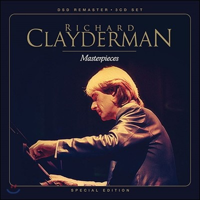 Richard Clayderman - Masterpieces (Special Eiditon)