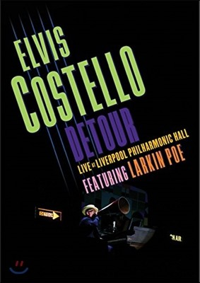 Elvis Costello - Detour Live At The Liverpool Philharmonic Hall