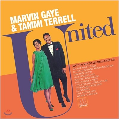 Marvin Gaye & Tammi Terrell - United [LP]
