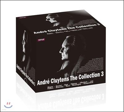 앙드레 클뤼탕스 컬렉션 3집 - 1948-1964 레코딩스 오페라 컬렉션 (Andre Cluytens The Collection Vol.3 - 1948-1964 Opera Recordings)
